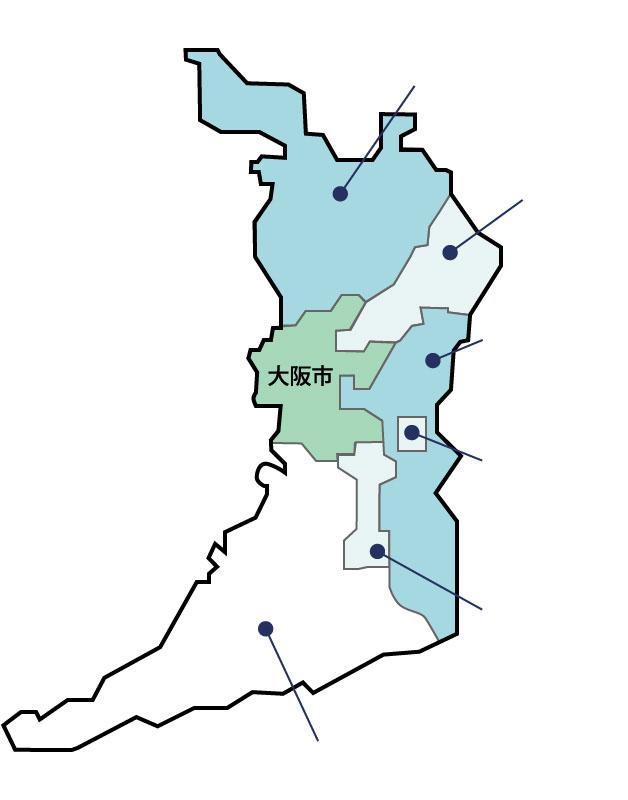 大阪府内支部